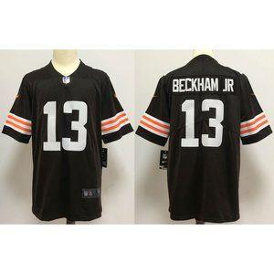 Odell Beckham Jr Brown Jersey